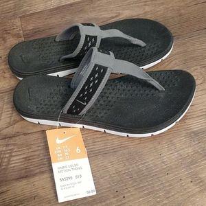 HP⭐NWT Nike Thong Sandal, Size 6